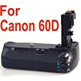High Quality Battery Grip BG-E9 for Canon 60D Digital SLR DSLR Camera!