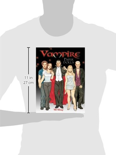 Vampire Paper Dolls (Dover Paper Dolls)