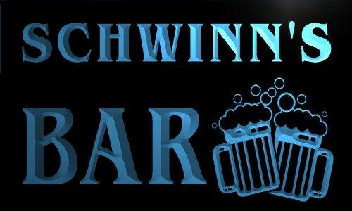 w024889-b-schwinn-name-home-bar-pub-beer-mugs-cheers-neon-light-sign