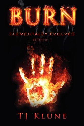 Burn (Elementally Evolved, #1)