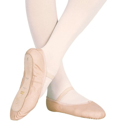 Bloch Girl's Dansoft Ballet Slipper