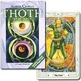 【二十世紀の魔術師によるタロット】アレイスター・クロウリー トート・タロット