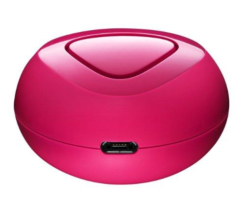 Nokia Luna Bluetooth Headset (Magenta)