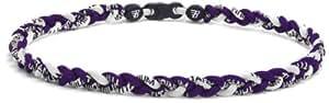 Brett Bros Ion Necklace (Medium, Purple/White)