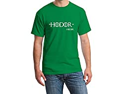 TeeforMe Hodor T-shirt Green