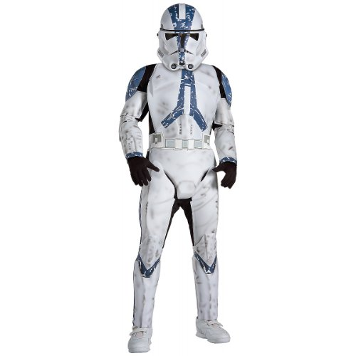Deluxe Clone Trooper Costume - Small