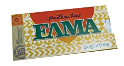 Mastic Gum SUGAR FREE (ELMA) 10 pieces, 14g