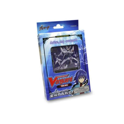 Cardfight!! Vanguard - Trial Deck - BLASTER BLADE (English Edition - Starter Theme Deck) (Cardfight Vanguard Blaster Blade compare prices)