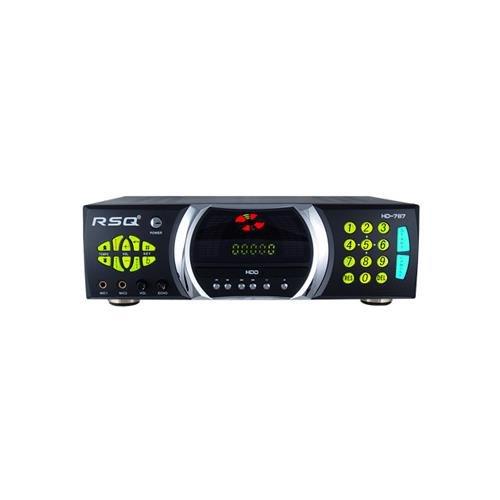 RSQ HD-787 500GB Hard Drive Multi Format Player Support NEO+G/ CD+G/ DVD/ VCD/ DIVX/ VOB/ MP3+G