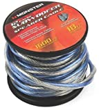 Monster Cable XLN12S-18SB Standard Speaker Wire 12 Gauge - 18 Ft - (Discontinued by Manufacturer)
