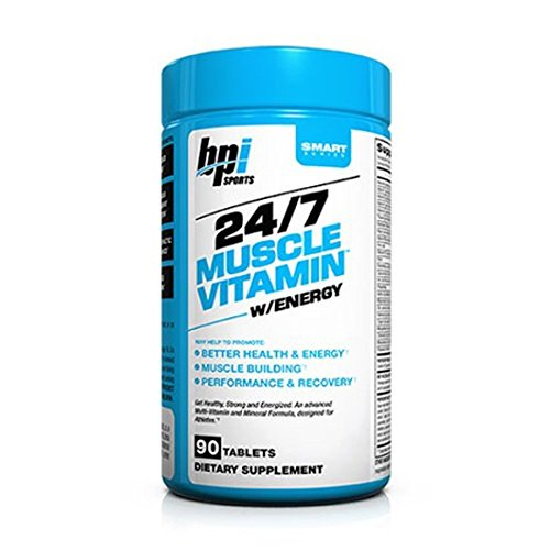 Bpi Sports 24/7 Muscle Vitamin with Energy 90 Tablet