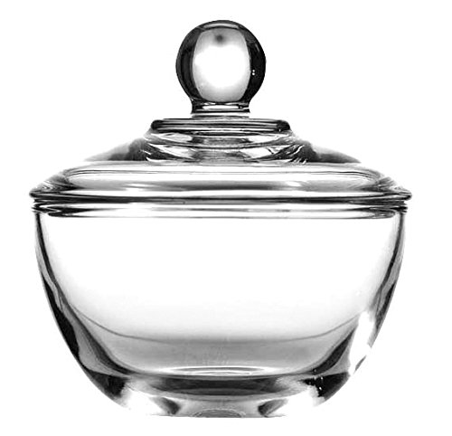 Anchor Hocking 64192B Presence Sugar Dish with Cover,8 oz. (Butter And Sugar Dish compare prices)