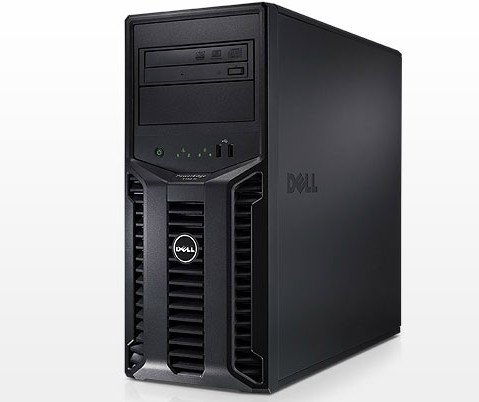 Dell Poweredge T110 Ii Server 8gb RAM RAID 0/1/5/10