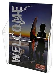 Marketing Holders Brochure Holder Display Fits 6\
