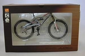1/8ミニチュアサイクル・プレミアコレクション キャノンデール cannondale JUDGE DH replica 2007年モデル レプリカ