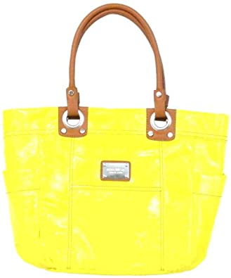 Nine West Frequent Flyer Large Tote (Sunshine)