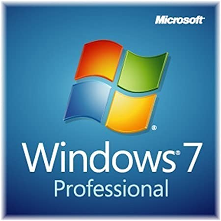 Windows 7 Professional SP1 64bit (Full) System Builder DVD 3 Pack