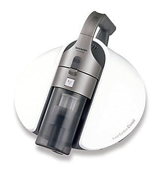 シャープ サイクロンふとん掃除機 シルバー系 EC-HX100-S