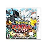 Pokémon Rumble Blast  (Nintendo 3DS Game)
