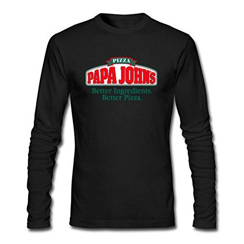 zhengxing-mens-papa-johns-logo-long-sleeve-t-shirt-l-colorname