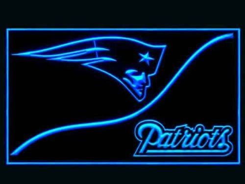 New England Patriots Neon Sign Patriots Neon Sign