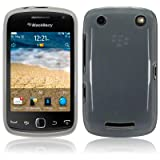 Blackberry Curve 9380 TPU Gel Skin Case / Cover - Clear PART OF THE QUBITS ACCESSORIES RANGEby TERRAPIN