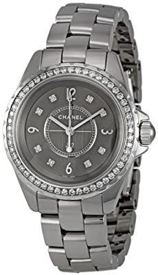 Chanel J12 Chromatic Diamond Quartz Watch H2565 from Chanel