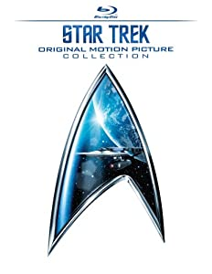 Star Trek: Original Motion Picture Collection (Star Trek I, II, III, IV, V, VI + The Captain's Summit Bonus Disc) [Blu-ray] from Paramount