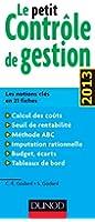 Le petit Contrôle de gestion 2013 - 4e éd