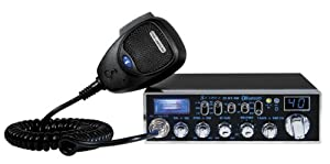 Cobra 29 WXNWBT 40-Channel CB Radio with Bluetooth Wireless Connectivity by Cobra