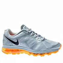 Nike Air Max+ 2012 Mens Running Shoes 487982-018 Metallic Silver 10 M US