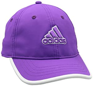 adidas Golf Princess Hat, Vivid Purple, Adjustable
