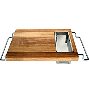 Handy Gourmet Over Sink Cutting Board