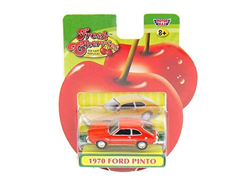 1970 Ford Pinto 1/64 Orange (Toy Ford Pinto compare prices)