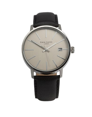 simon-carter-herren-armbanduhr-wt1905-grey-analog-leder-schwarz-wt1905-grey