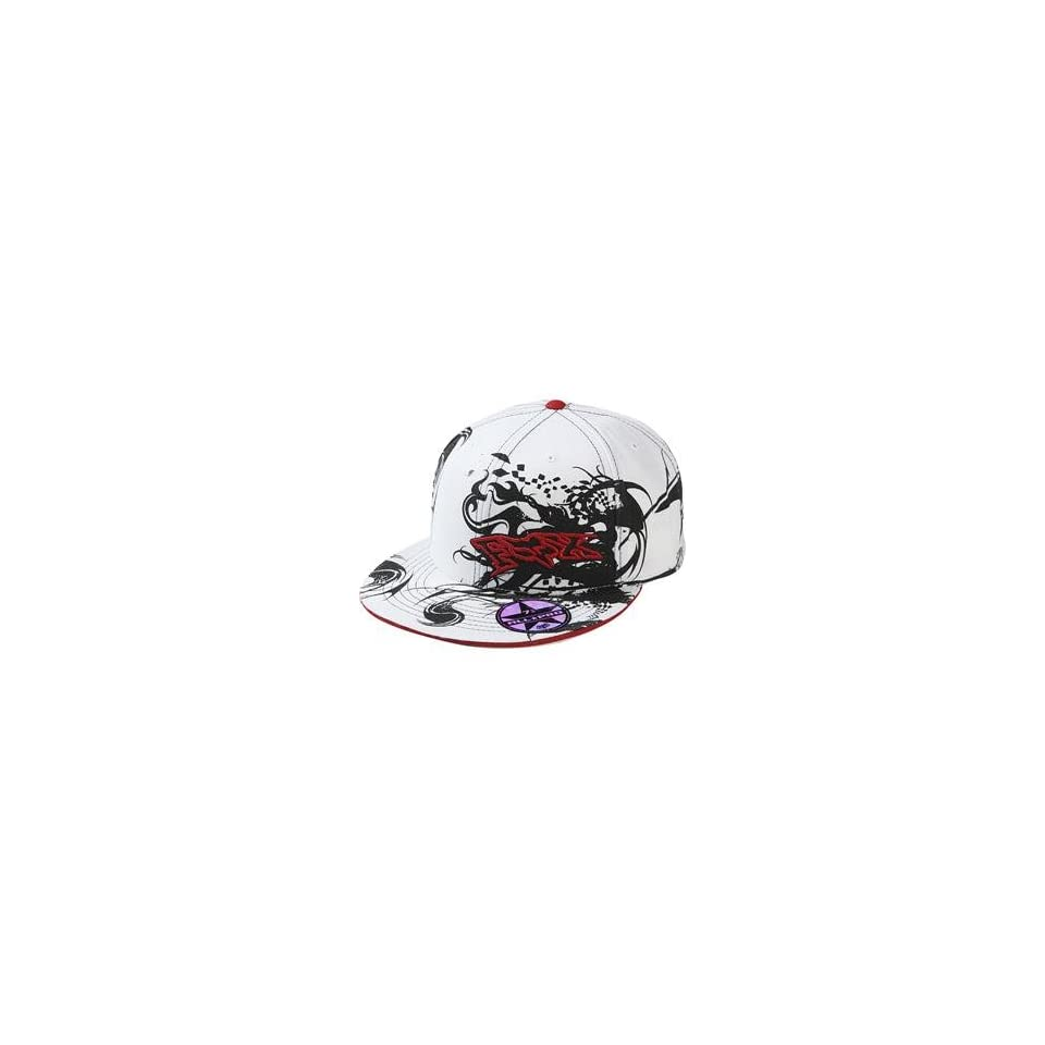 check out aa9ae eab04 Fox Racing Encore 2 All Pro Hat 7 1 4  White