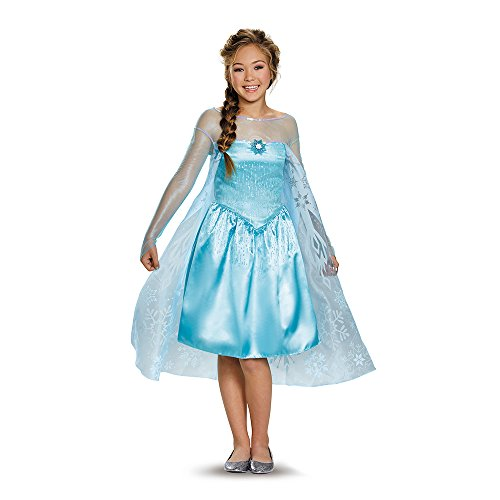 Elsa Tween Costume by Disguise