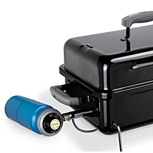Weber 1141001 Go-Anywhere Gas Grill by Weber