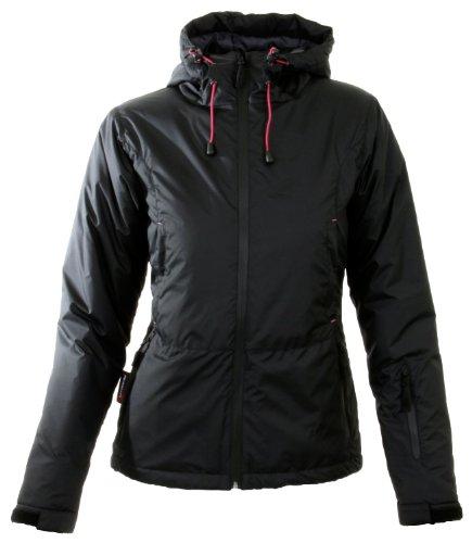 Twentyfour Damen Vista PrimaLoft Jacke - Farbe: schwarz Größe: 40