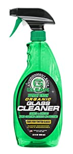 Green Earth Technologies 01205 Organic Glass Cleaner 22 oz from Green Earth Technologies
