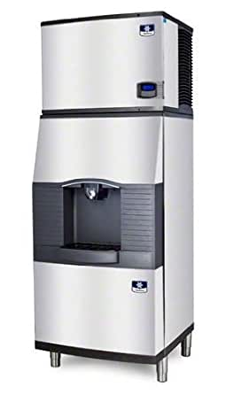 Manitowoc Iy 0606a Spa 310 635 Lb Air Cooled Half Cube Ice Machine W Spa 310 Hotel