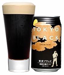 ヤッホーブリューイング 東京ブラック 350ml 24缶 1ケース (IBC2010金賞受賞)