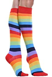 Angelina KNEE HIGH Socks, Single-Pair or Dozen Value-Pack.