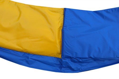 Randabdeckung bunt für Trampolin 305 cm Federabdeckung 300 - 305 Abdeckung PVC / PVC -