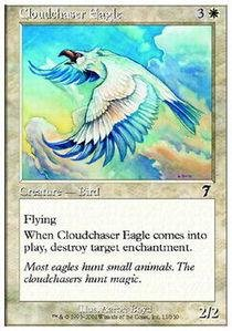 Magic: the Gathering - Cloudchaser Eagle - Seventh Edition (Cloudchasers Inc compare prices)