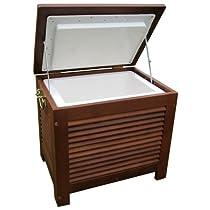 Hot Sale Merry Garden Wooden Patio Cooler