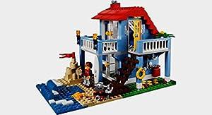 Lego Creator - 7346 - Jeu de Construction - La Maison de la Plage
