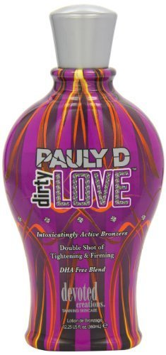 Devoted Creations Pauly D Dirty Love Bronzer - 12.25 By Devoted Creations