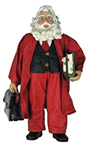 Kurt Adler Lawyer Santa