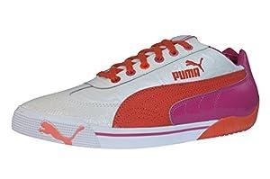Puma Speed Cat 2.9 Elegant femmes Cuir chaussures / Chaussures - blanc - SIZE EU 39